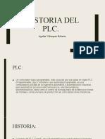 Historia del plc