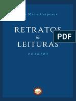 Retratos e Leituras (com notas) - Otto Maria Carpeaux