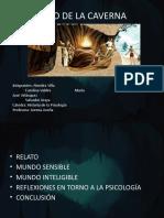 mito de la caverna