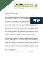 História Cana Paraná