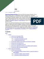 IBM History | Ibm | Technology