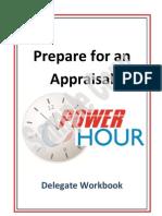 Prepare Appraisal - Delegate Workbook