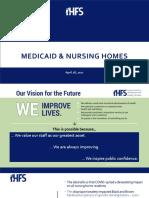 COVID-19 and disparities in Illinois nursing homes