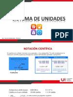2. SISTEMA INTERNACIONAL, EL ÁTOMO GUÍA II