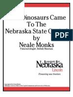 How Dinosaurs Came to the Nebraska Capitol