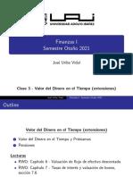 Clase 3 - Valor del Dinero en el Tiempo (extensiones)