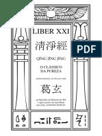 Liber XXI Qīng Jìng Jīng