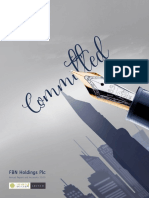 FBN Holdings Plc 2020 Annual Report and Account
