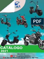 Catálogo 2021 FERGI