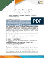 Fase 2-Guia de actividades y Rúbrica de evaluación - unidad 1-Fase 2-Elaborar un árbol de problema y objetivos.
