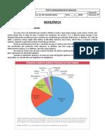TEXTO COMPLEMENTAR, BIOQUÍMICAS E MOLÉCULAS INORGÂNICAS