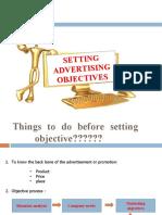 Setting OBJECTIVE