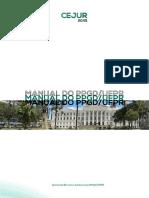 Manual PPGD UFPR - CEJUR