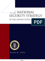 National Security Strategy 2006