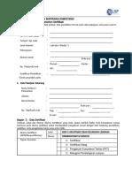 FR.APL.01. Permohonan Sertifikasi Kompetensi- KKNI II AKL