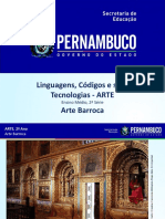 Arte Barroca Características - Pintura e Arquitetura