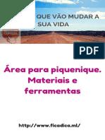 E-book Telhado de Palete 2017