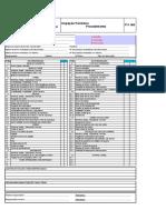 PTT009 - Inspeção periódica - FIT