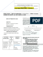 Darwin Escobar Martinez - Matematicas - Grado 7