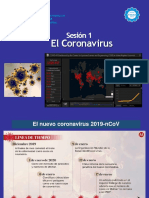 SESION 1 -  EL CORONAVIRUS - GESTION EMPRESARIAL