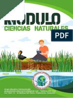 MVBA003 - MODULO CIENCIAS NATURALES 1