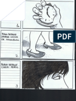 Storyboard Supersubmarina