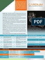 CXM Investor Factsheet