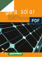 Guía solar (Greenpace 2003)
