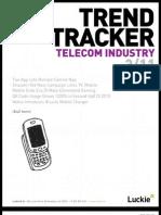 Telecom Trend Tracker March 2011