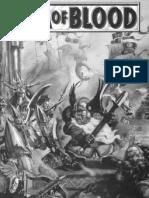 Man O War - Warhammer - Sea Of Blood