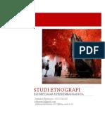 STUDI ETNOGRAFI