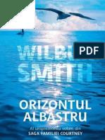 Wilbur Smith - Courtney11 Orizontul Albastru