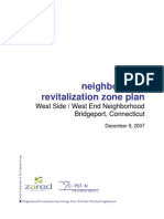 West Side West End Bridgeport Neighborhood Revitalization Zone Plan 2007