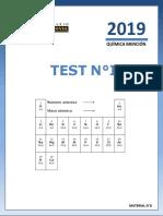 4112-QM-08-TEST I-2019