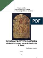 Sindrome Post-Polio, Brasil (índice corregido)
