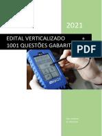 Plano Estudo e 1001 questoes IBGE 2021 (Recenseador)