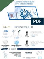 Catalogo Insumos y Equipos Clinicos