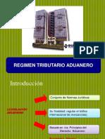 07 REGIMEN TRIBUTARIO ADUANERO
