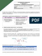 GUÍA No. 5  RRM INGENIERÍA  PRODUCTOS NOTABLES Y FACTORIZACIÓN - copia