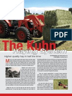 The Kuhn Haying System