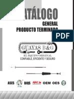 Catalogo General Producto Terminado Guayas Byg