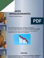 EXPOSICION FARMACOS HIPOGLUCEMIANTES