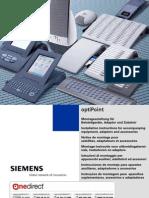 siemens-optipoint-manual-accessories-multilanguages
