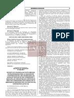 Decreto Urgencia 042 2021 LP