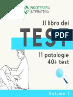 Il Libro Dei Test - Volume 1