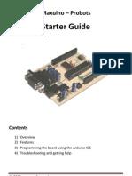 Maxuino - Starter Guide