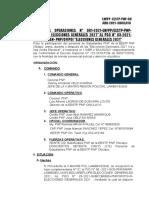 ORDEN DE OPERACIONES NRO 01-2021 EESTP PNP CHICLAYO