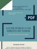 Ix Jornada de Integracao Academica