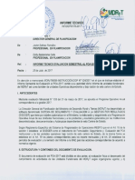 Informe Seguimiento POA 2019 IPD-PACU Por MDRyT