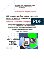 31997320837 TENHO PRONTO Praticidade Gestao Sustentavel